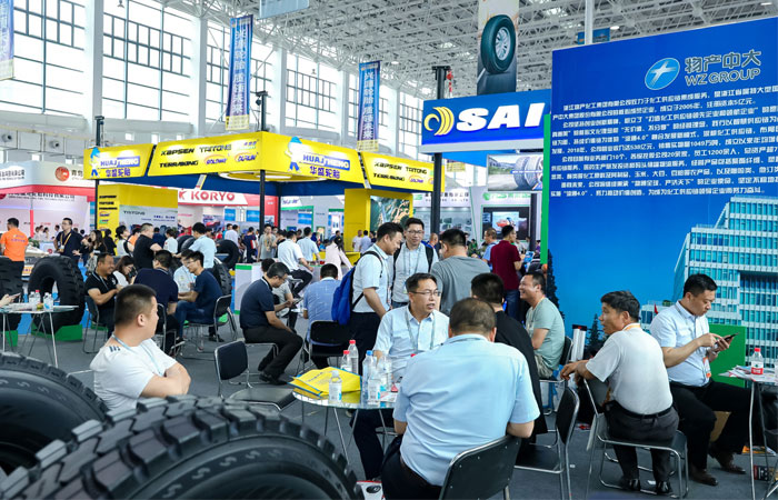 international rubber tire and auto parts exhibition